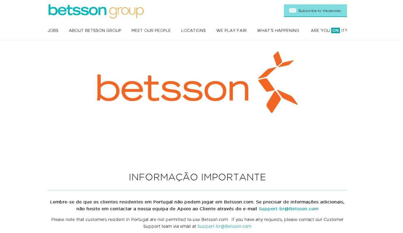 Betsson apuestas — diferencia con otras plataformas de apuestas