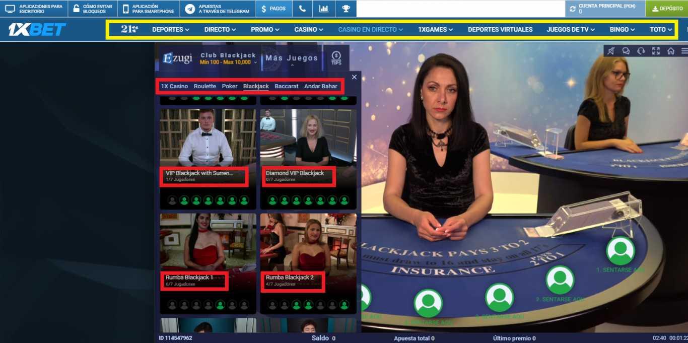 ¿Sabía sobre 1xBet transmisión en vivo en Perú?